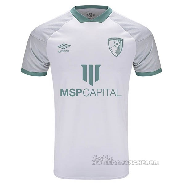 Equipement Maillot Foot umbro Third Maillot Bournemouth 2020 2021 Blanc