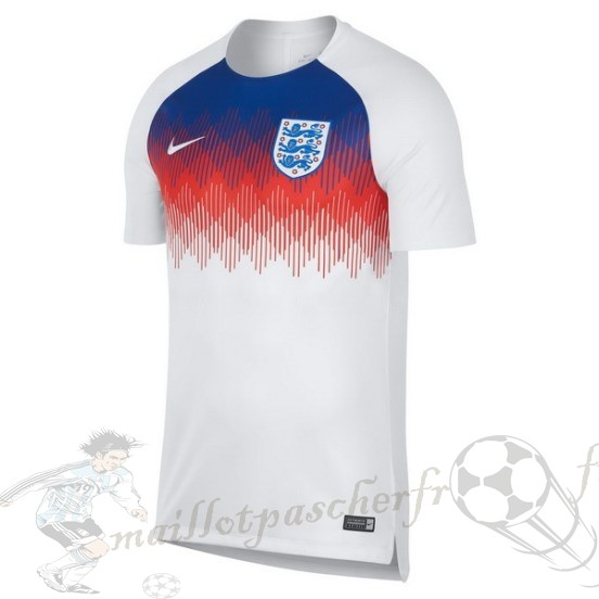 Equipement Maillot Foot Nike Entrainement Angleterre 2018 Blanc