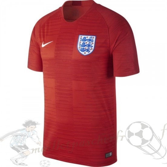Equipement Maillot Foot Nike Exterieur Maillot Angleterre 2018 Rouge