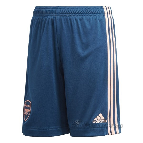 Equipement Maillot Foot adidas Third Pantalon Arsenal 2020 2021 Bleu