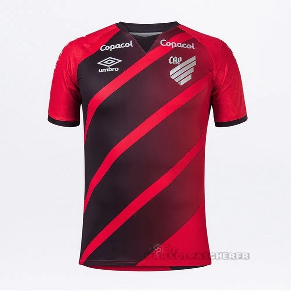 Equipement Maillot Foot umbro Domicile Maillot Athletico Paranaense 2020 2021 Rouge