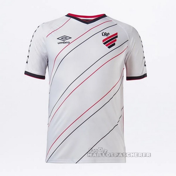 Equipement Maillot Foot umbro Exterieur Maillot Athletico Paranaense 2020 2021 Blanc