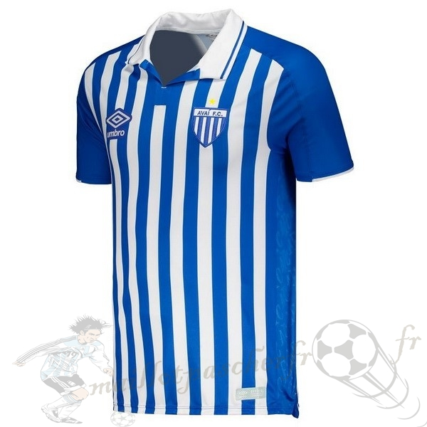 Equipement Maillot Foot umbro Domicile Maillot Avaí FC 2019 2020 Bleu