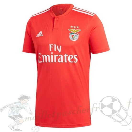 Equipement Maillot Foot Adidas Domicile Maillot Benfica 2018 2019 Rouge
