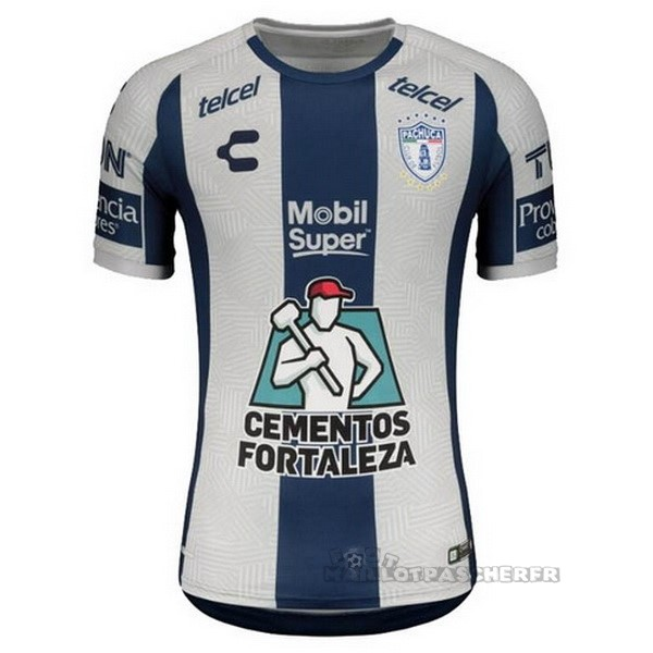 Equipement Maillot Foot Tenis Charly Domicile Maillot Pachuca 2020 2021 Bleu Blanc