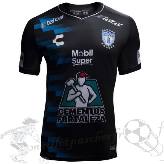 Equipement Maillot Foot Tenis Charly Exterieur Maillot Pachuca 2018 2019 Noir