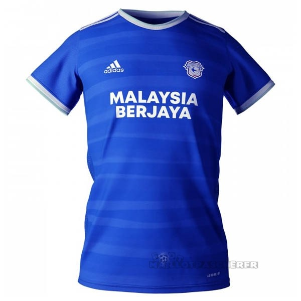 Equipement Maillot Foot adidas Domicile Maillot Cardiff City 2020 2021 Bleu