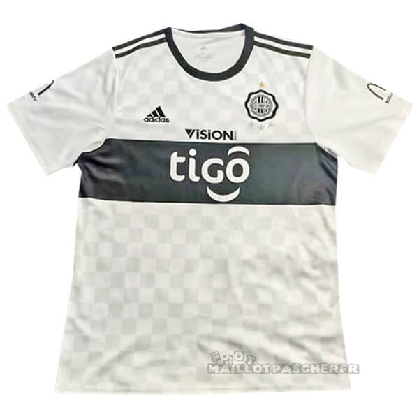 Equipement Maillot Foot adidas Domicile Maillot Club Olimpia 2020 2021 Blanc