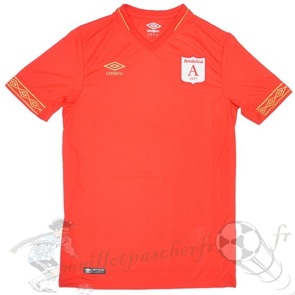 Equipement Maillot Foot Umbro DomiChili Maillot Corporación Deportiva América Cali 2019 2020 Rouge