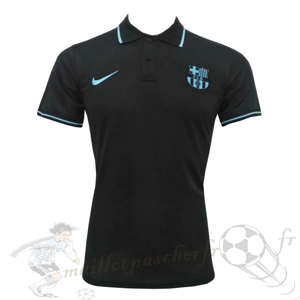 Equipement Maillot Foot Nike Polo Barcelona 2019 2020 Noir