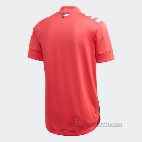 Equipement Maillot Foot adidas Domicile Maillot FC Dallas 2020 2021 Rouge