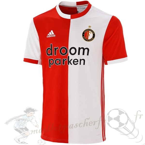 Equipement Maillot Foot adidas Domicile Maillot Feyenoord Rotterdam 2019 2020 Rouge