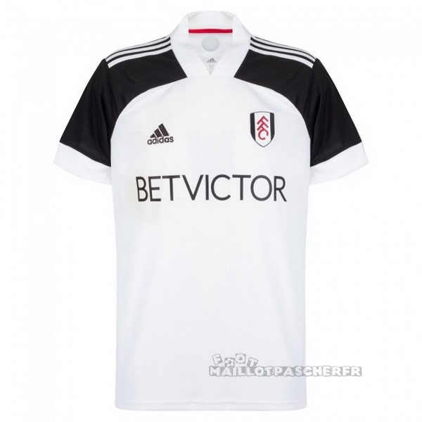 Equipement Maillot Foot adidas Domicile Maillot Fulham 2020 2021 Blanc