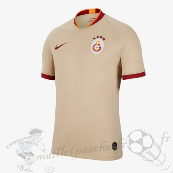 Equipement Maillot Foot Nike Exterieur Maillot Galatasaray SK 2019 2020 Marron