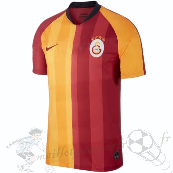 Equipement Maillot Foot Nike Domicile Maillot Galatasaray SK 2019 2020 Orange