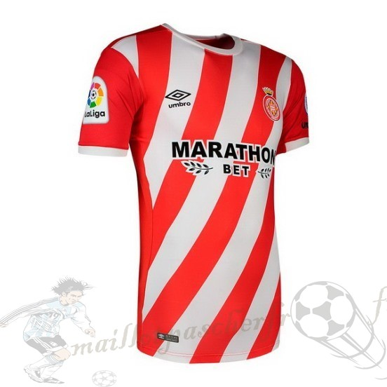 Equipement Maillot Foot Umbro Domicile Maillot Girona 2018 2019 Rouge