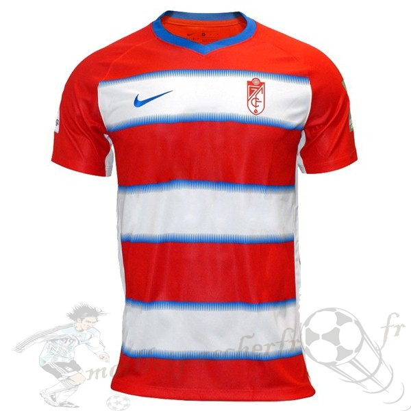 Equipement Maillot Foot Nike Domicile Maillot Granada 2019 2020 Rouge