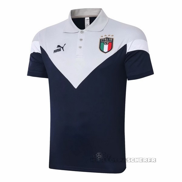Equipement Maillot Foot PUMA Polo Italie 2020 Gris