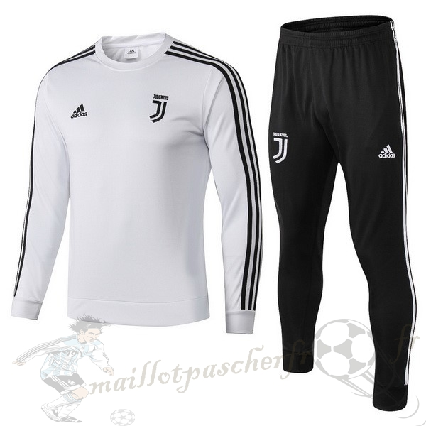 Equipement Maillot Foot adidas Survêtements Juventus 2018 2019 Blanc