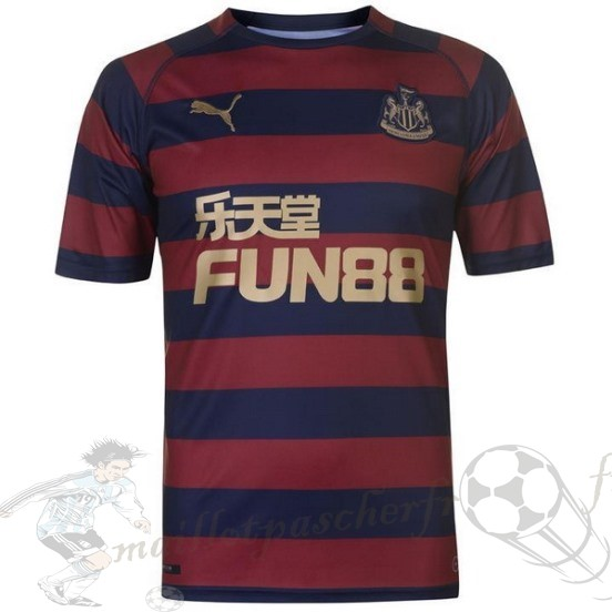 Equipement Maillot Foot Puma Exterieur Maillot Newcastle United 2018 2019 Rouge