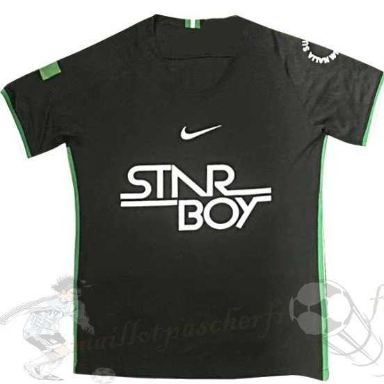 Equipement Maillot Foot Nike Entrainement Nigeria 2018 Noir