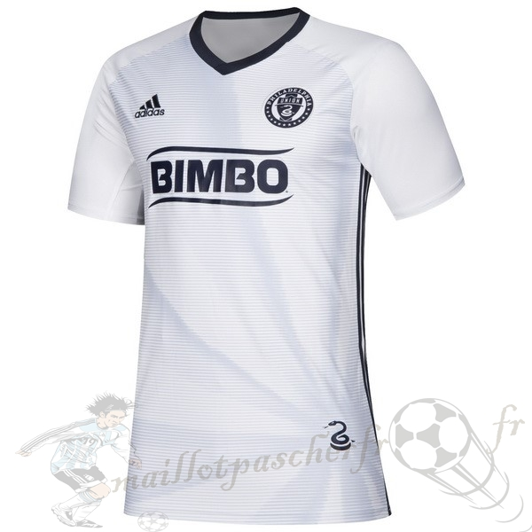 Equipement Maillot Foot adidas Exterieur Maillot Philadelphia Union 2019 2020 Blanc
