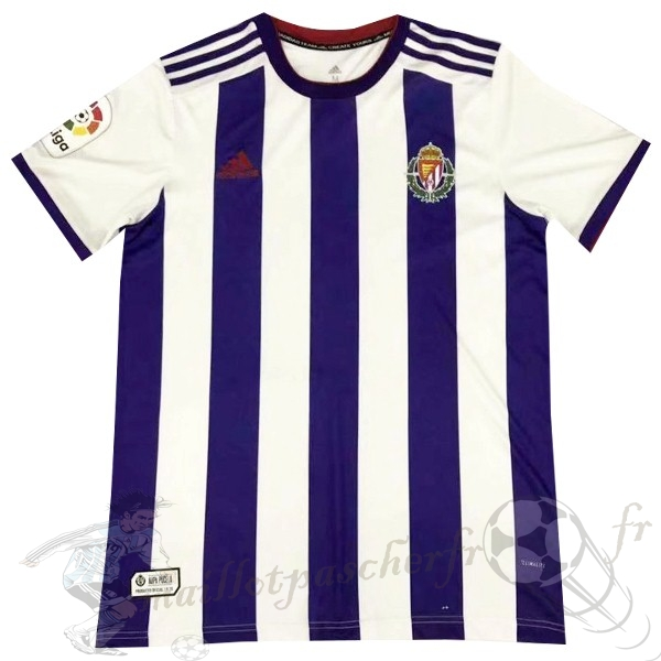Equipement Maillot Foot adidas Domicile Maillot Real Valladolid 2019 2020 Purpura