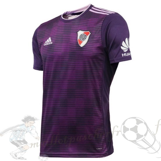 Equipement Maillot Foot Adidas Third Maillot River Plate 2018 2019 Purpura