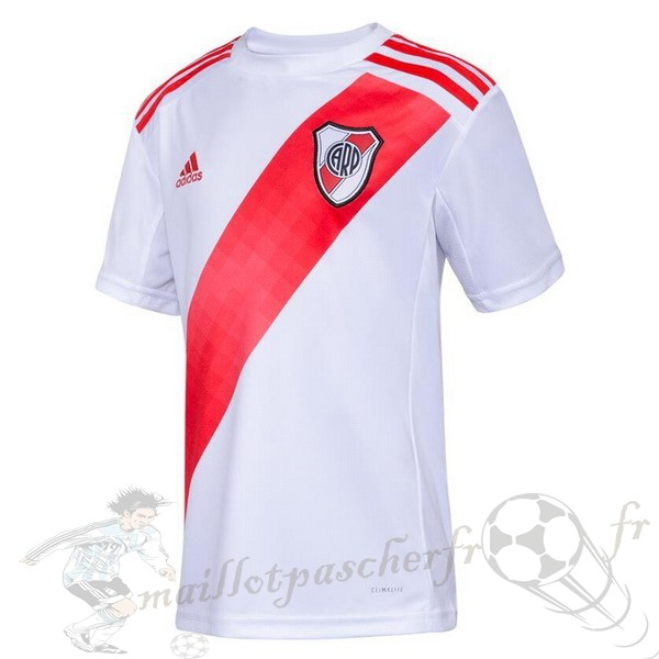 Equipement Maillot Foot adidas Domicile Maillot River Plate 2019 2020 Blanc