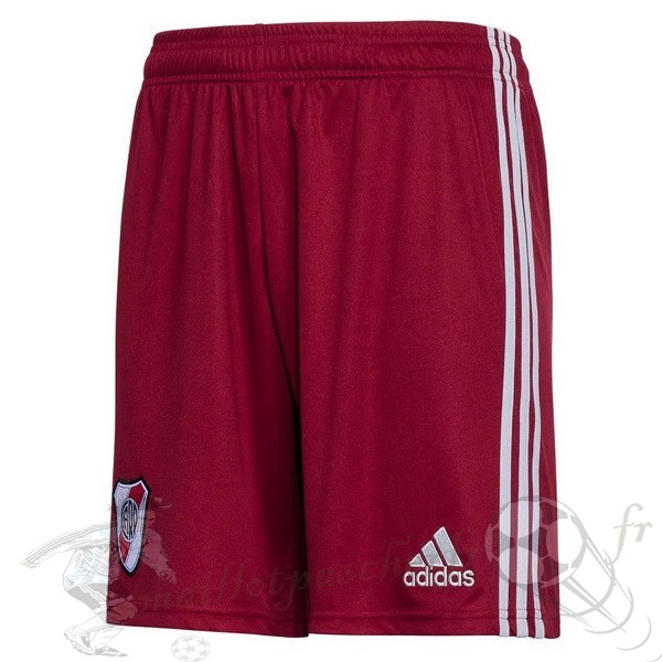 Equipement Maillot Foot adidas Third Pantalon River Plate 2019 2020 Rouge