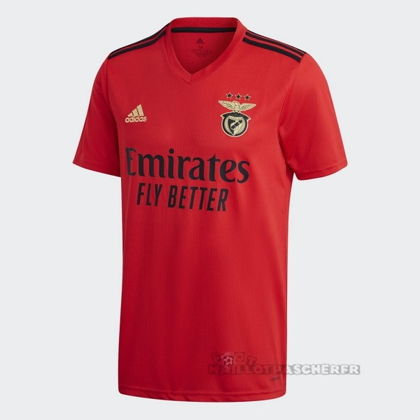 Equipement Maillot Foot adidas Domicile Maillot Benfica 2020 2021 Rouge