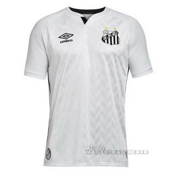 Equipement Maillot Foot umbro Domicile Maillot Santos 2020 2021 Blanc