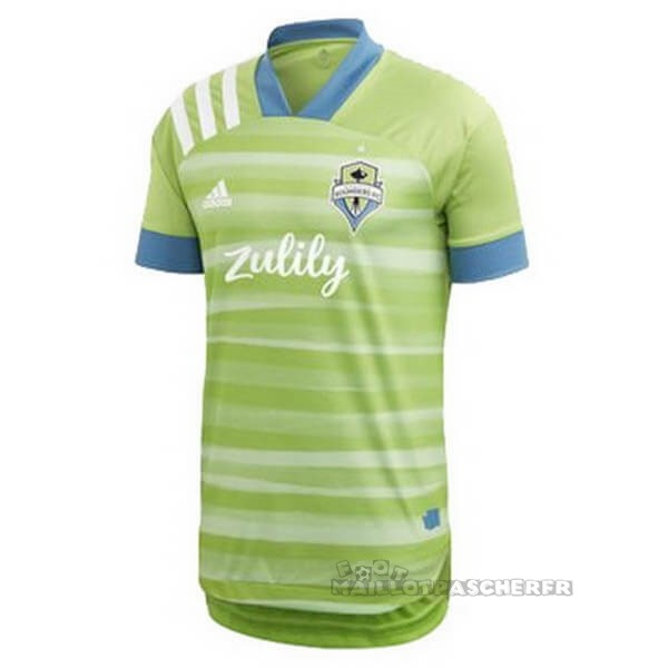 Equipement Maillot Foot adidas Domicile Maillot Seattle Sounders 2020 2021 Vert