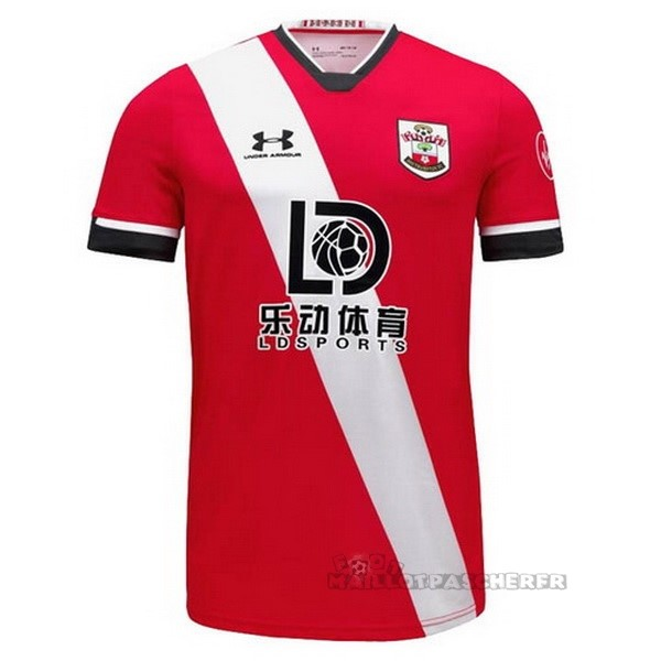 Equipement Maillot Foot Under Armour Domicile Maillot Southampton 2020 2021 Rouge Blanc