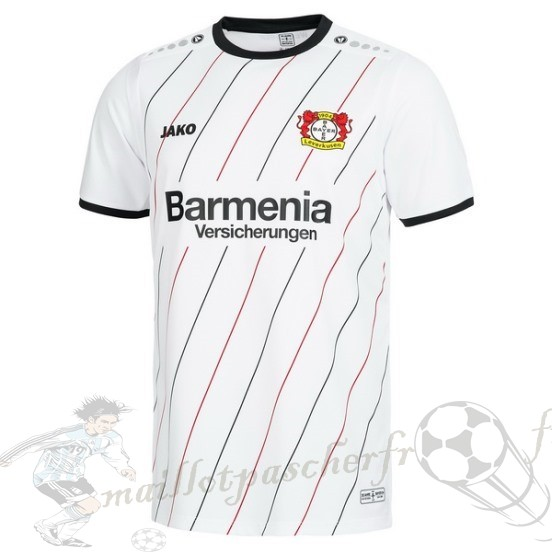 Equipement Maillot Foot Jako 30Th Uefa Cup Maillot Leverkusen 2018 2019 Blanc