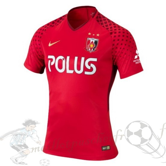 Equipement Maillot Foot Nike Domicile Maillot Urawa Red Diamonds 2018 2019 Rouge