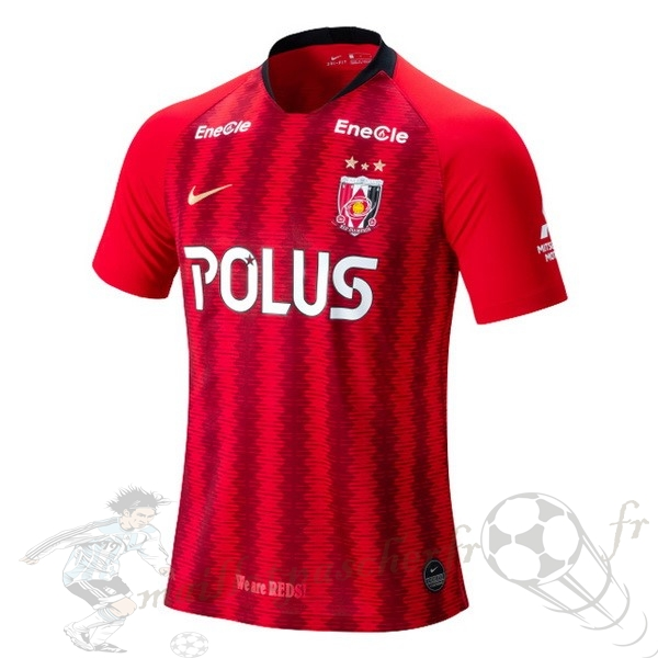 Equipement Maillot Foot Nike Domicile Maillot Urawa Red Diamonds 2019 2020 Rouge